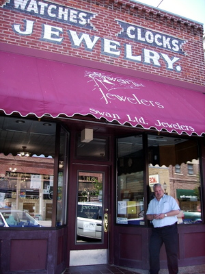 Steve Swan Jewelry Lake Pepin Pearls