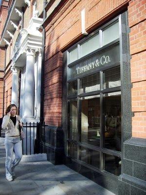 Tiffany and Company London