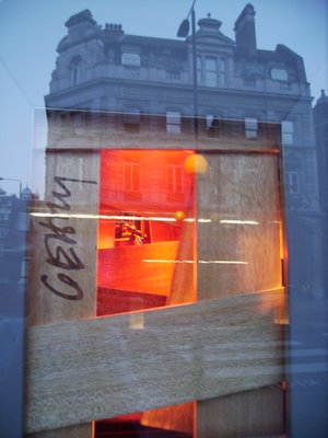 Tiffany Co. Window Sloane Square