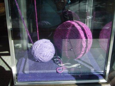 Tiffany Jewelry and Yarn