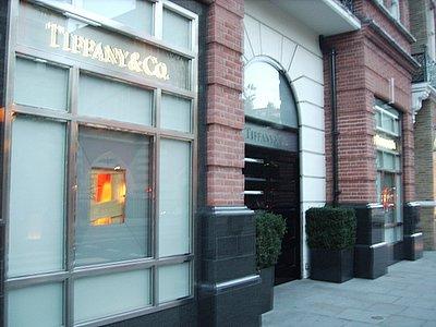 Tiffany Sloane Square London