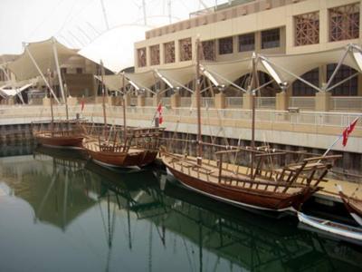 Kuwait Pearling Dhows <I>Photo: Kari</I>